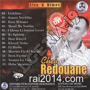 cheb redouane 2011 live nimes